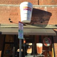 Dunkin' Donuts on Church Street