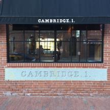 Cambridge, 1