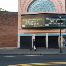 Harvard Square Theatre (For Lease)