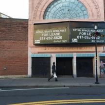 Harvard Square Theatre (For Lease)