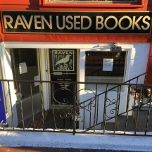 Raven Used Books (has moved)